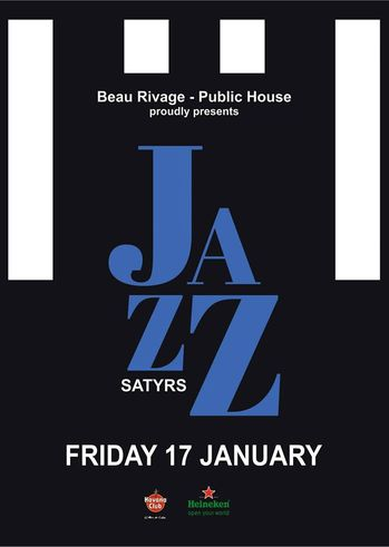 Jazz Satyrs Live at Beau Rivage