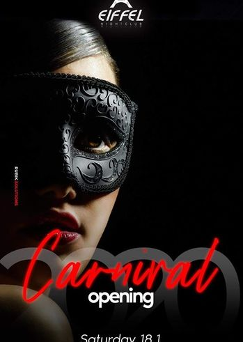 Carnival Opening at Eiffel Night Club