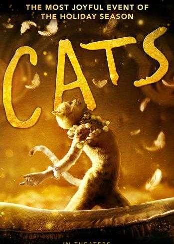 """Προβολή Ταινίας """"Cats"""" στην Odeon Entertainment"""