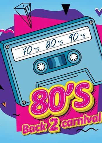 """80's back 2 Carnival"" at Royal"