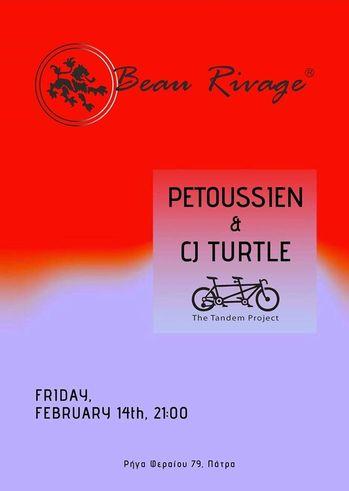 Petoussien & Cj Turtle at Beau Rivage