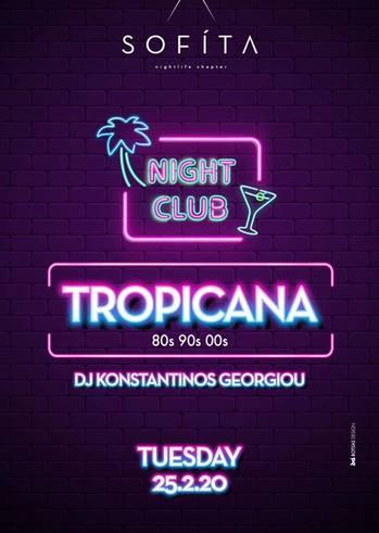 Night Club at Sofita