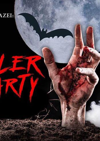 Thriller Party ft Γιώργος Λεμπέσης στο Disco Room