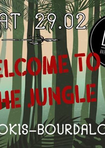 Welcome to the jungle at Drops