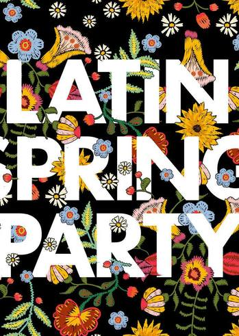 1st Spring Latin Party By The Dance Club Patras at C. Molos