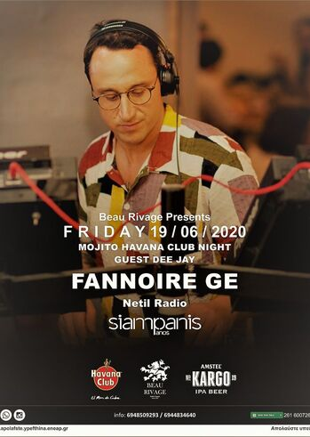 Fannoire Ge at Beau Rivage