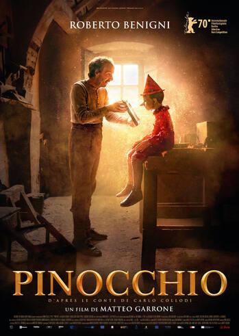 """Προβολή Ταινίας """"Pinocchio"""" στην Odeon Entertainment"""