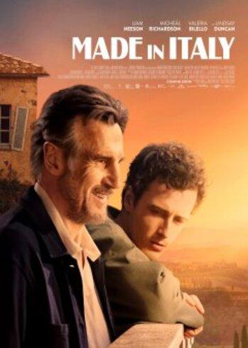 """Προβολή Ταινίας """"Made in Italy"""" στην Odeon Entertainment"""