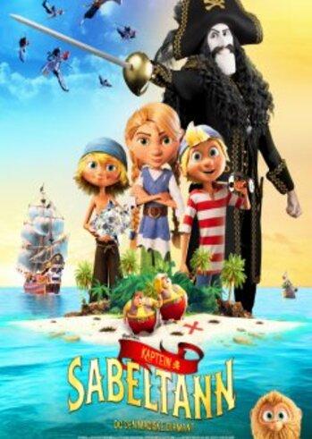 """Προβολή Ταινίας """"Captain Sabertooth and the Magic Diamond"""" στην Odeon Entertainment"""