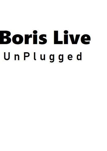 Boris Live Unplugged at Mods Patras