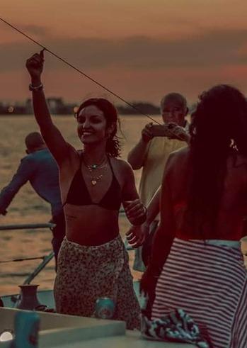 Sunset Boat Party - Dj Ezara & Talantosis Vol.5