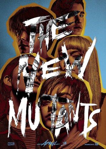 """Προβολή Ταινίας """"The New Mutants"""" στην Odeon Entertainment"""