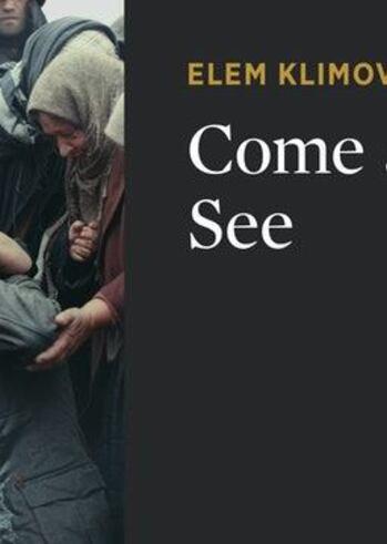 """Προβολή Ταινίας """"Come and See"""" στην πλατεία Τριανταφύλλου"""