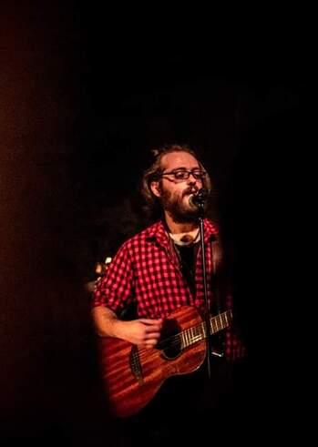 Bασίλης Ράλλης live at Cinema cafe