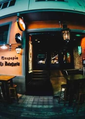 Opening Party στο La Bodegueta