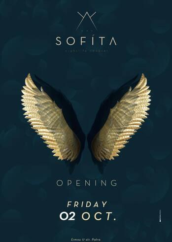 Opening Friday at Sofita bar