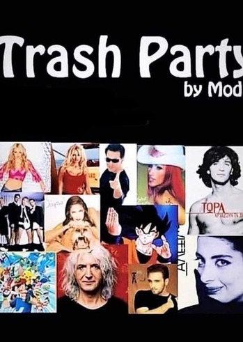 Trash Party at Mods Club