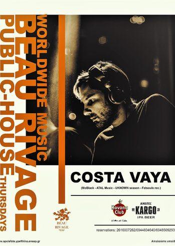 Costa Vaya at Beau Rivage - Public House