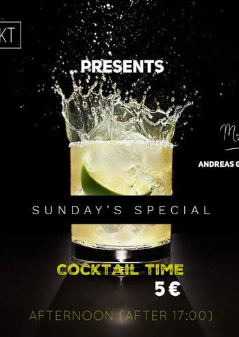 Sunday's Special at Crayon