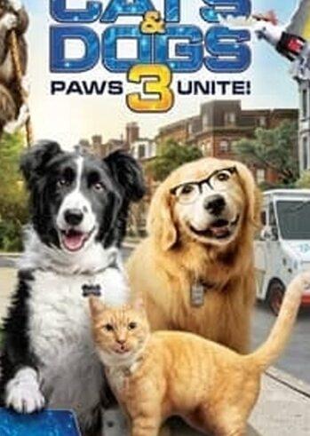 """Προβολή Ταινίας """"Cats & Dogs 3"""" στην Odeon Entertainment"""