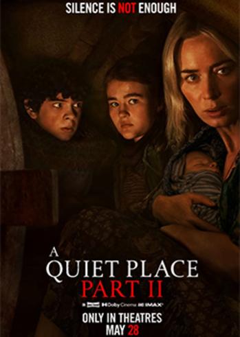 """Προβολή Ταινίας """"A Quiet Place 2"""" στην Odeon Entertainment"""