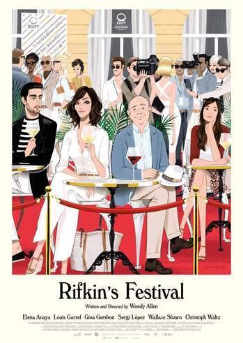 """Προβολή Ταινίας """"To Φεστιβάλ του Ρίφκιν"""" στο Cine Kastro"""