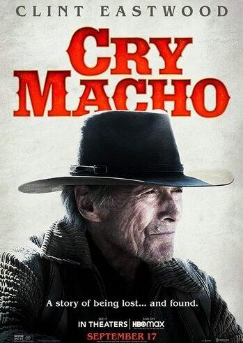 """Προβολή Ταινίας """"Cry Macho"""" στο Cine Kastro"""
