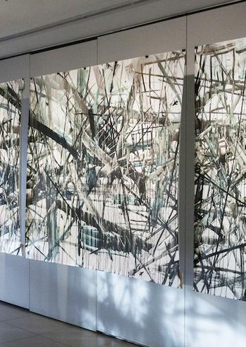 """Έκθεση """"Οι Φαντασιακές Μητροπόλεις"""" στην Γκαλερί Cube"""