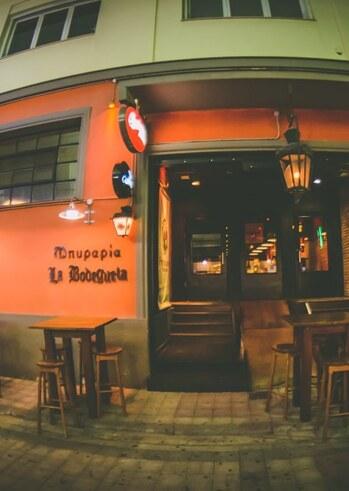 Opening Μπυραρία La Bodegueta