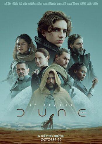 """Προβολή Ταινίας """"Dune"""" στην Odeon Entertainment"""