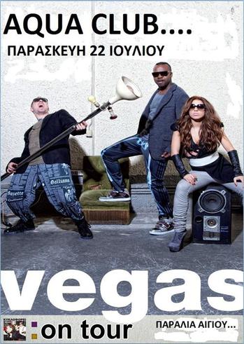 11 years Anniversary with Vegas Live