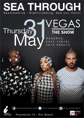 Vegas Live @ Sea Through