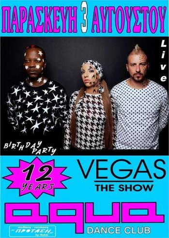 Vegas live @ Aqua club