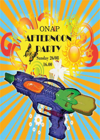 Afternoon Party @ Onar