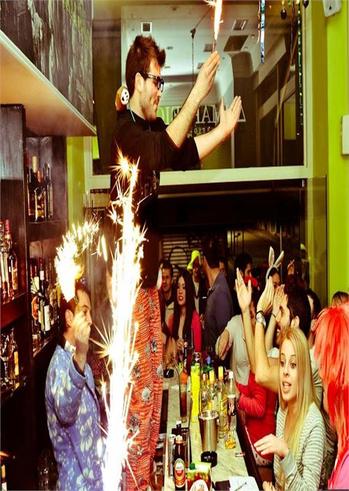 Pytzama Party vol.3 @ Δημαρχείο Espresso Bar