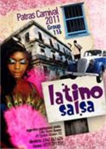 Group 116: Latino Salsa