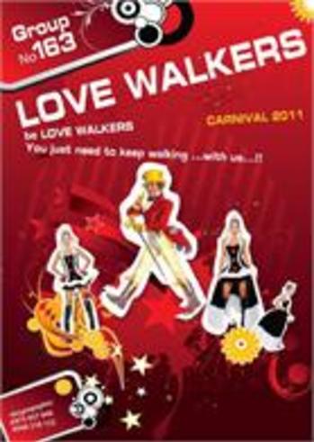 Group 163: Love Walkers