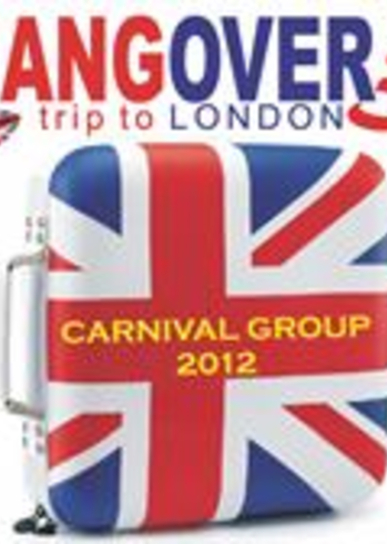 Group 10: Hangover 3 - Trip to London