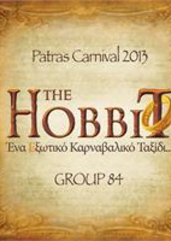 Group 84: THE HOBBIT