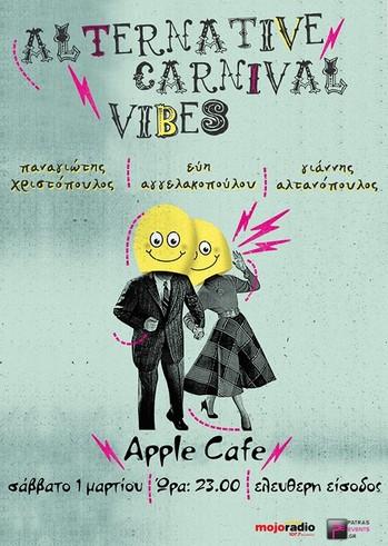 Alternative Carnival Vibes @ Apple Cafe