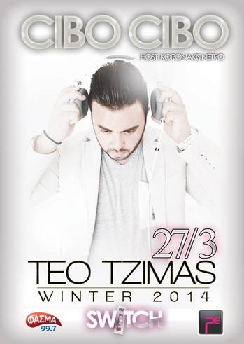 Switch on - Teo Tzimas @ Cibo Cibo