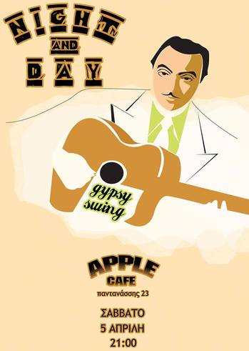 Night & Day Live @ Apple Cafe