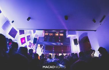 Greek Night at Macao Rf Street 26-06-17