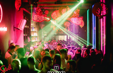Greek Night at Magenda 18-11-18