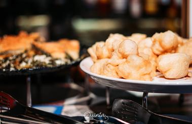 Brunch at Quinta Jazz Bar & Restaurant 20-10-19