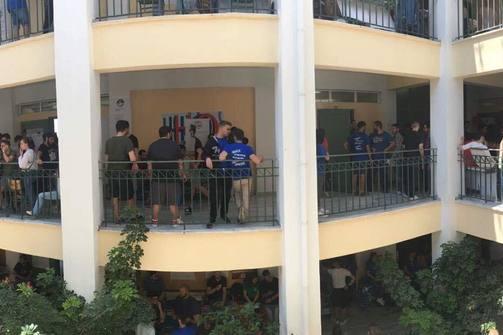 Φοιτητικές εκλογές 2017 - Επικράτηση της ΔΑΠ στο Πανεπιστήμιο Πατρών!