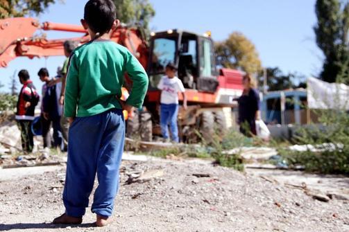 Πάτρα: Τι πρόκειται να γίνει με τους δεκάδες ρομά στον καταυλισμό του Ριγανόκαμπου;