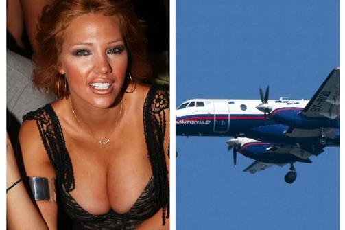 Πανικός στο «Ελ. Βενιζέλος» - Η Σάσα Μπάστα έπαθε κρίση πανικού... κάνοντας το αεροδρόμιο άνω-κάτω!
