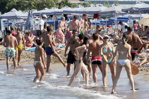 Μεγάλη αύξηση της τουριστικής κίνησης στην Δυτική Ελλάδα το φετινό καλοκαίρι!