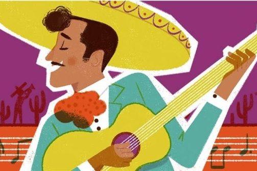 Στον Πέδρο Ινφάντε αφιερωμένο το σημερινό Doodle της Google